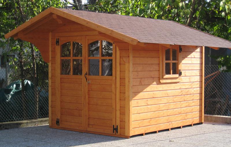 Casette in legno venezia padova treviso l 39 arredo giardino for Arredo giardino treviso
