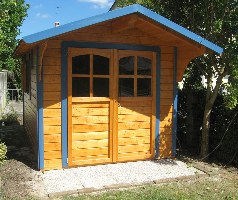 Casette in legno tradizionali venezia padova treviso l for Arredo giardino treviso