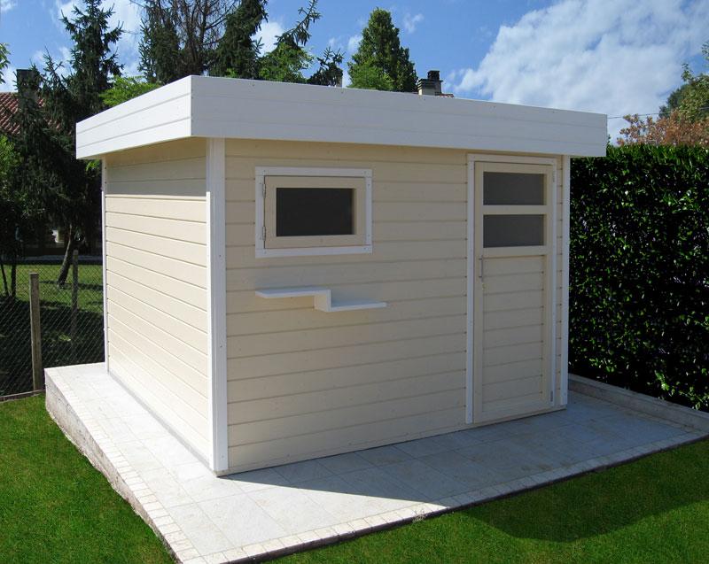 Casetta Giardino In Legno : Realizzare casette in legno da giardino