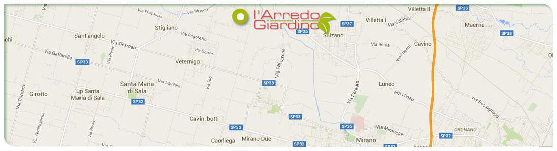 Casette in legno venezia padova treviso l 39 arredo giardino - Arredo bagno santa maria di sala ...